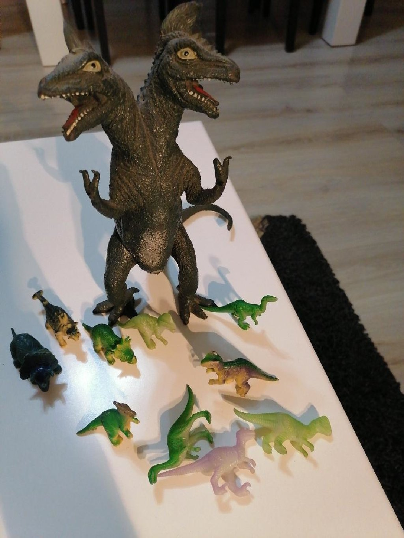 Dinosaurus 13 kom