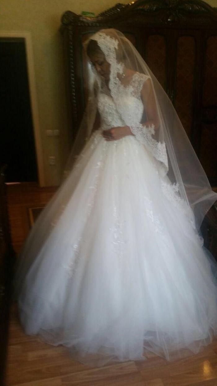 27107f883d7c251 продаю свадебное платье новое покупали в Астане за 1000$ за 400 USD ...