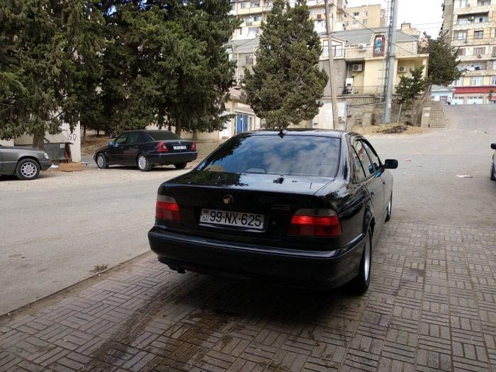 BMW 528 1998. Photo 3