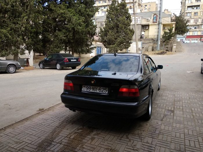 BMW 39 kuza ili 98 mator 2.5 prablemsiz masindi top kimi otur surdu. Photo 5