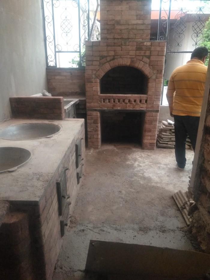 Печи и камины в Душанбе