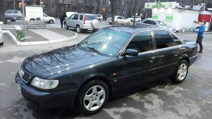 Audi A6 1995. Photo 4