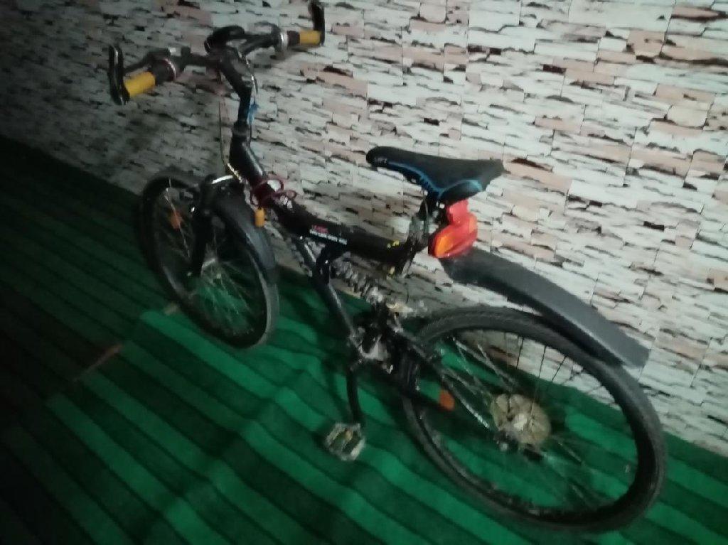 Ranbo velosipedi amazatirli qabax da arxada 97 manata