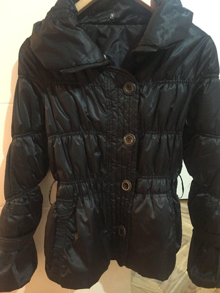 Teget zimska jakna, punjena slikonskim vlaknima - Beograd