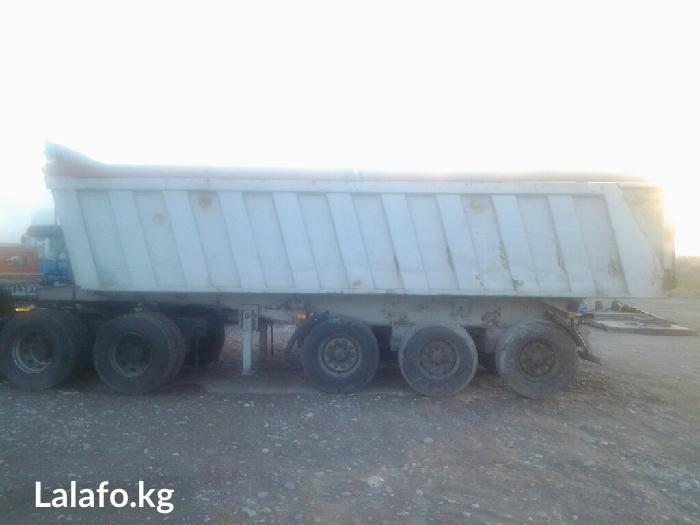 коголь, ось bpw, грузоподъемность 35 тонн, тормоза после капитального  в Бишкек