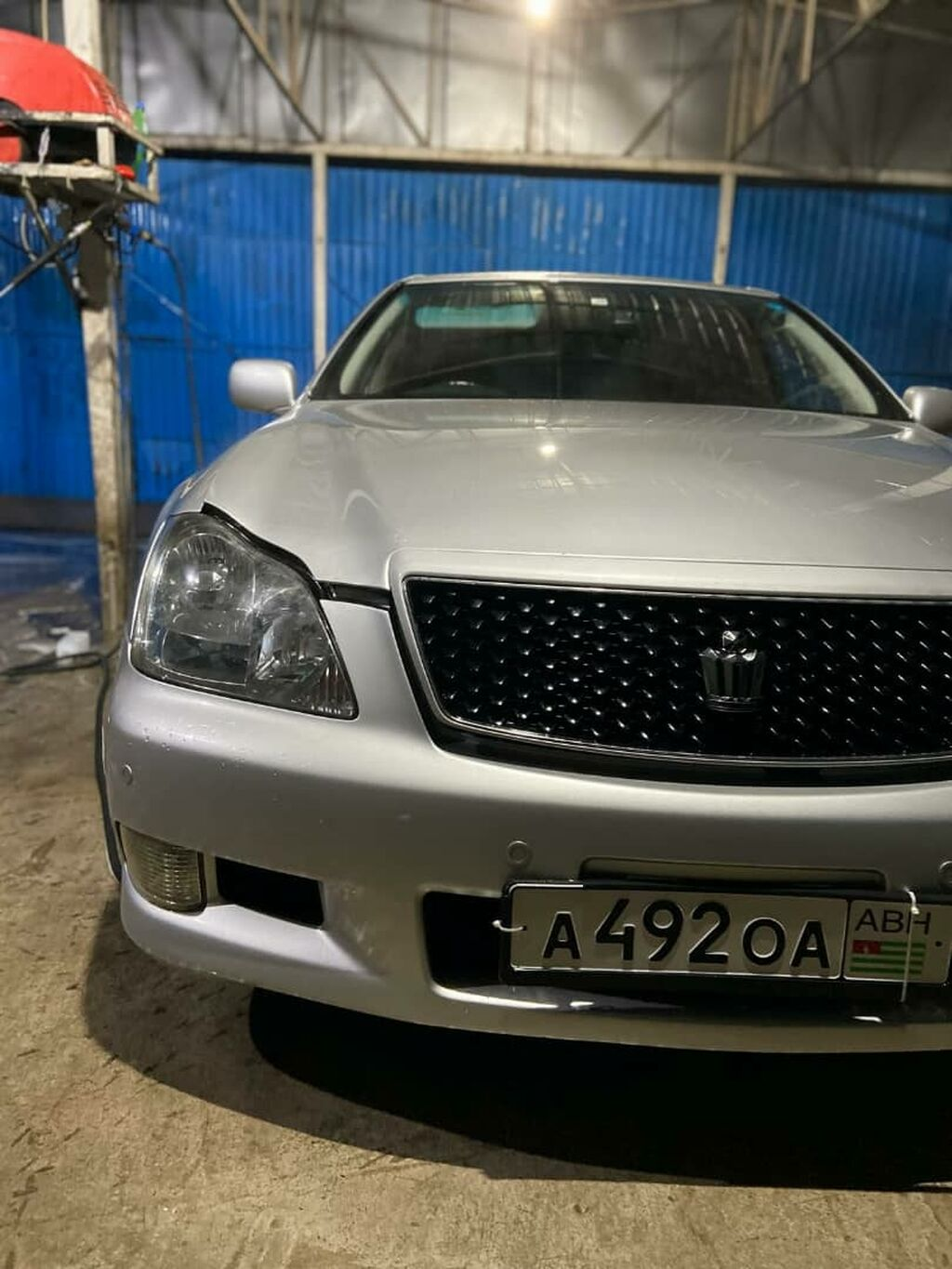 Toyota Crown 3.5 л. 2007 | 150 км: Toyota Crown 3.5 л. 2007 | 150 км