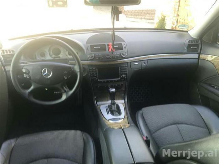 Mercedes-Benz E 280 2007. Photo 0