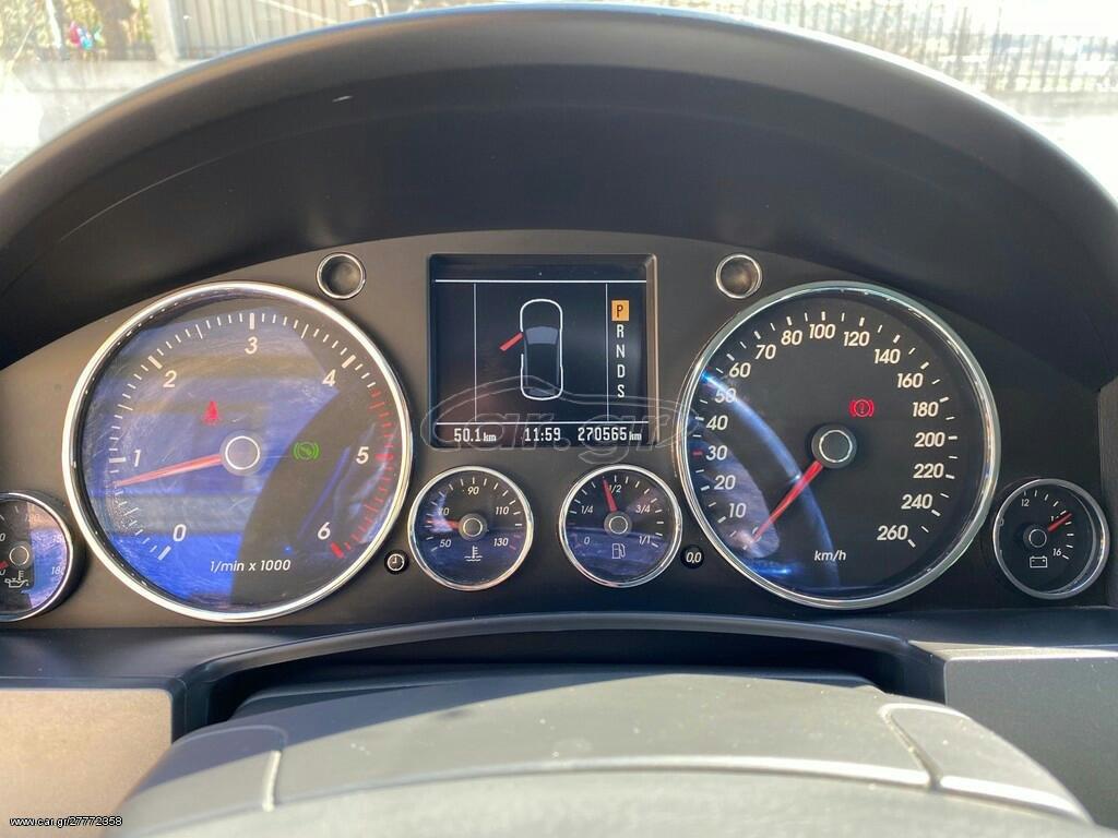 Volkswagen Touareg 2.5 l. 2007 | 270000 km