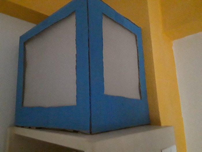 Χειροποίητο διακοσμητικό κουτί! Το κάνω ότι χρώμα θέλετε!. Photo 2