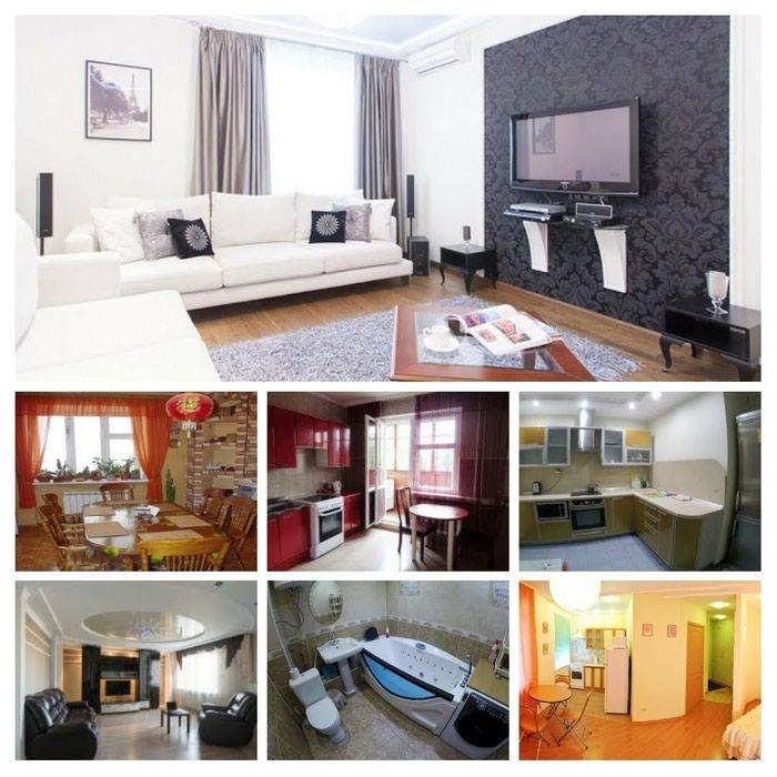 Сдается квартира: 1 комната, 42 кв. м., Бишкек. Photo 5
