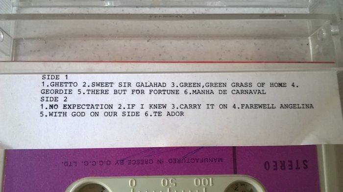 Κασέτα - Joan Baez The First 10 years σε πολύ καλή κατάσταση. Photo 1