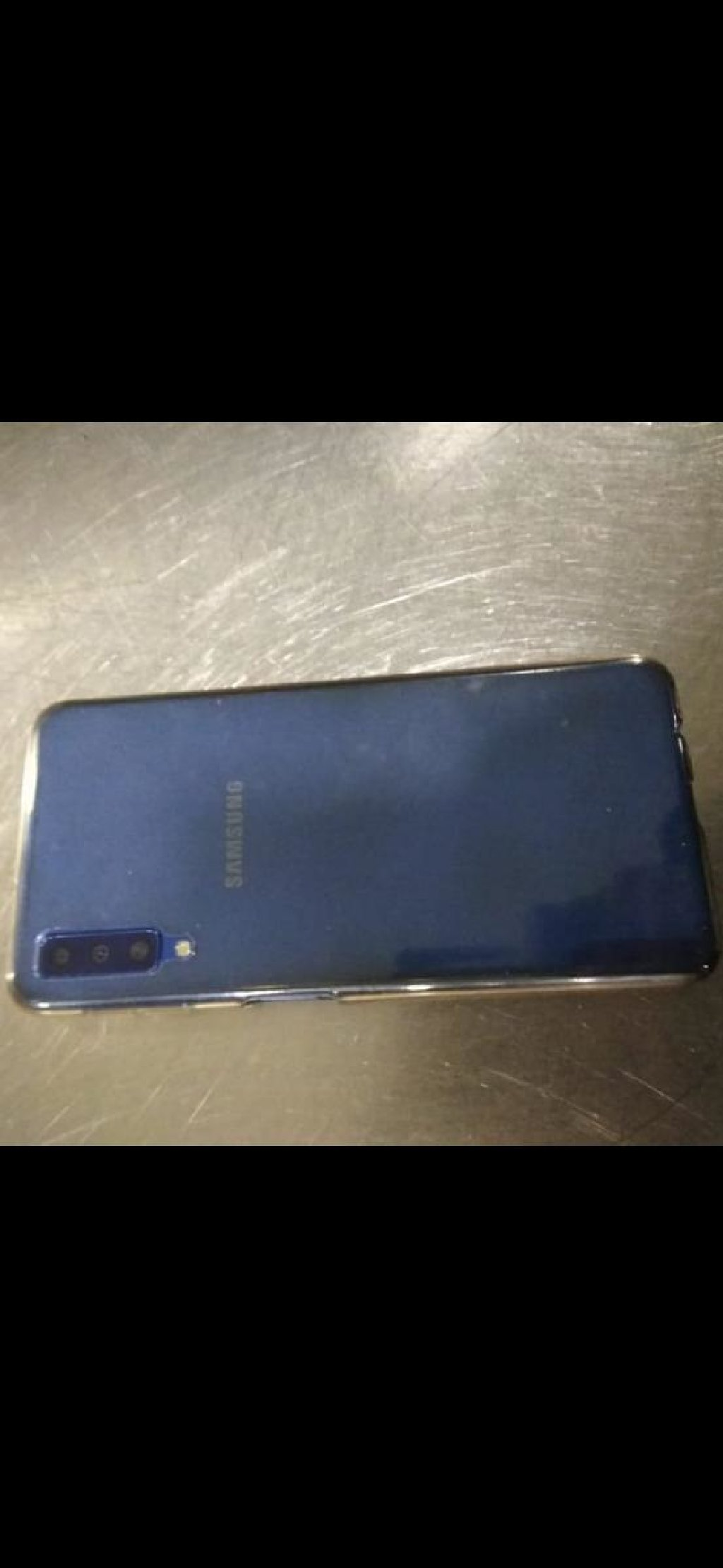 İşlənmiş Samsung A7 64 GB göy