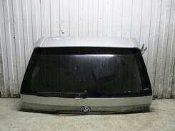 Бмв х5 е53 крышка багажника обе есть со стеклом идеальное состояние. Photo 1
