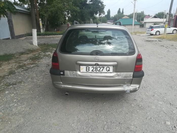 Opel Vectra 1997. Photo 3