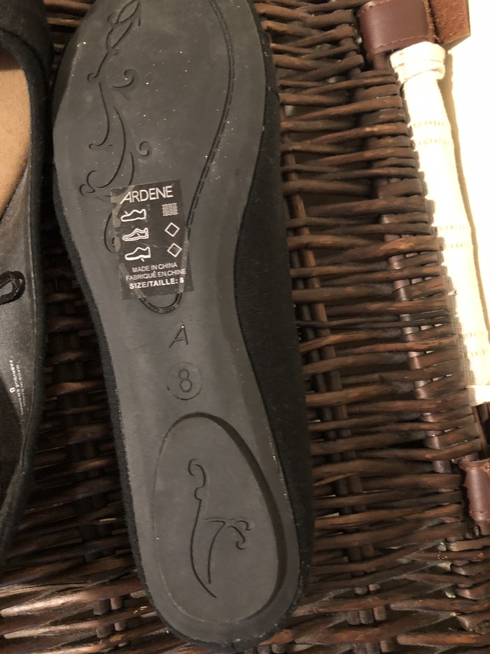 Ολοκαίνουργιο ARDENE παπούτσια NO 38!! αρχική τιμή 20€!. Photo 2