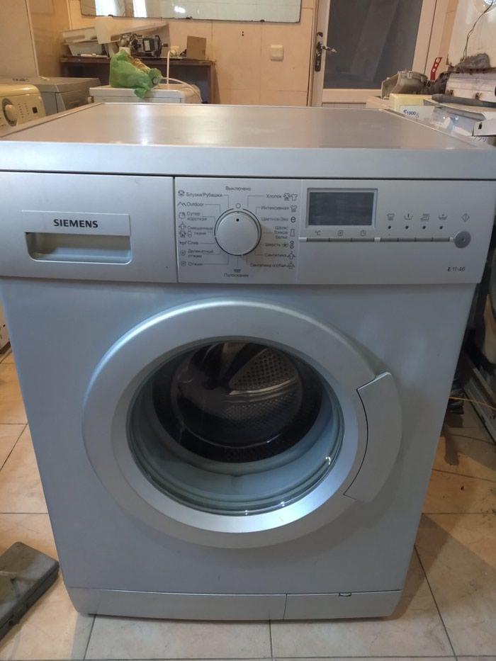 Avtomatik Washing Machine Siemens 6 kg.. Photo 0