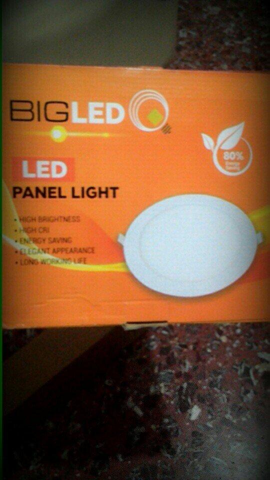 Big led, 80% energy saving, Panel light, AC100-240V (15.000 ΏΡΕΣ. Photo 6