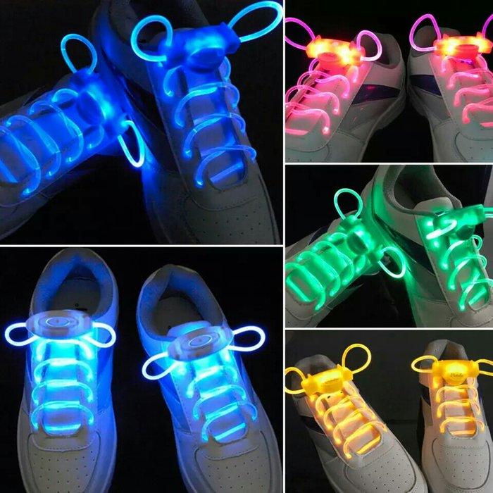 Модные светодиодные шнурки для в Душанбе
