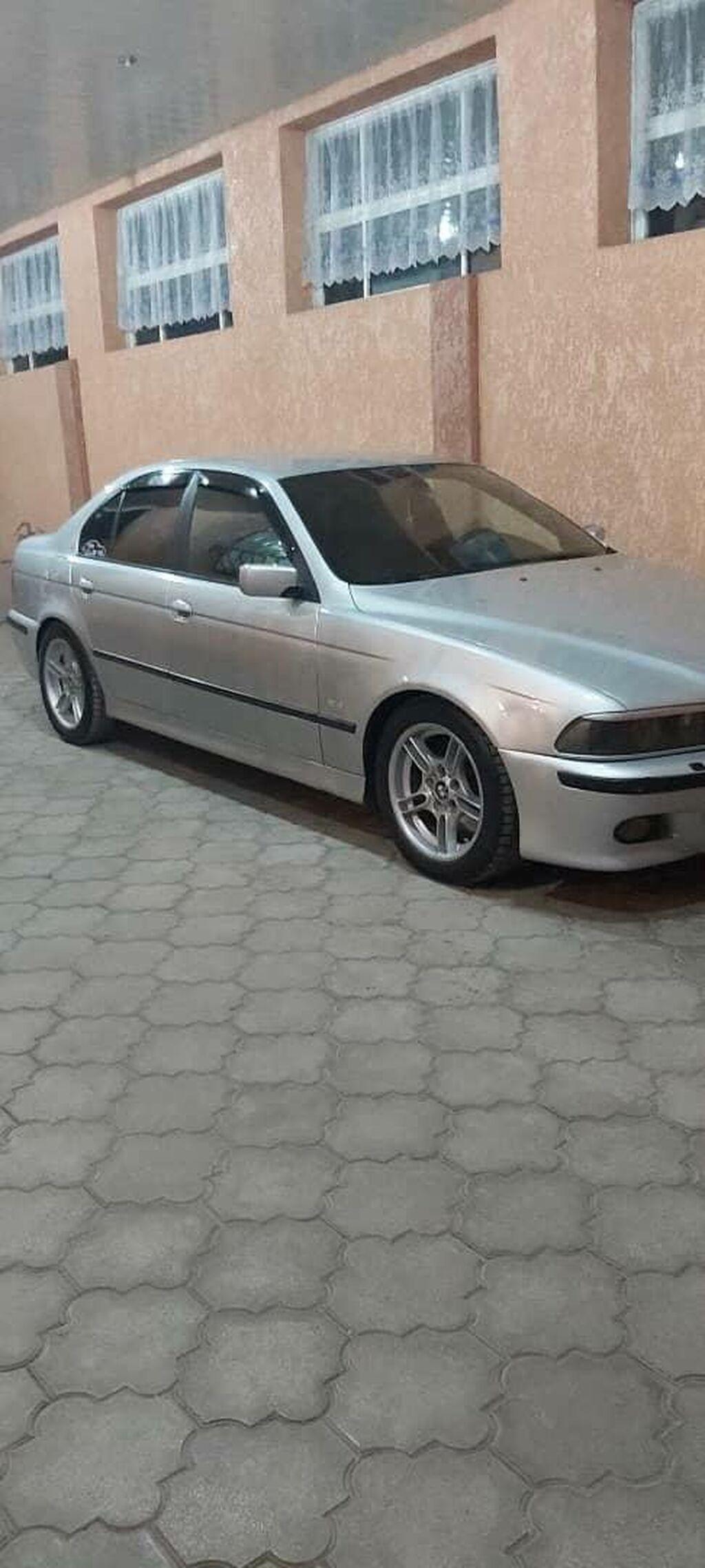 BMW 5 series 3 л. 2000 | 350000 км