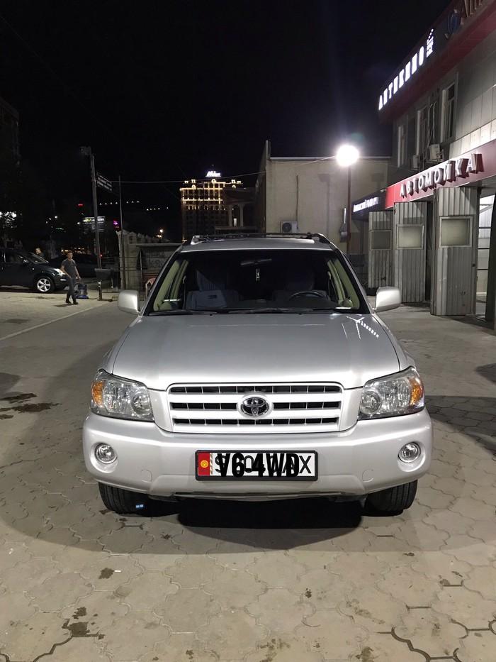 Toyota Highlander 2002 в Бишкек