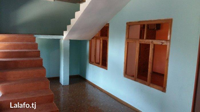 Дом из 6 комнат баня сауна кухня подвал мансарда вода свет постоянно.  в Душанбе