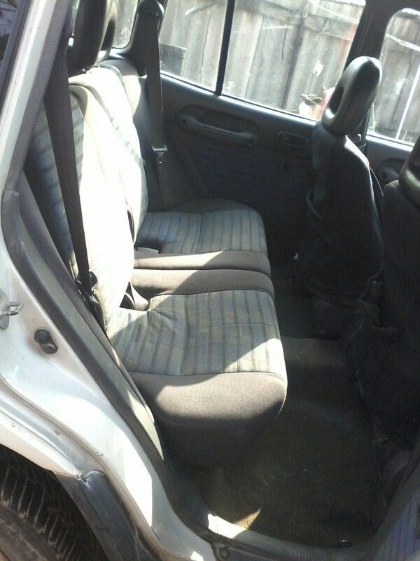 Toyota RAV4 1995. Photo 5