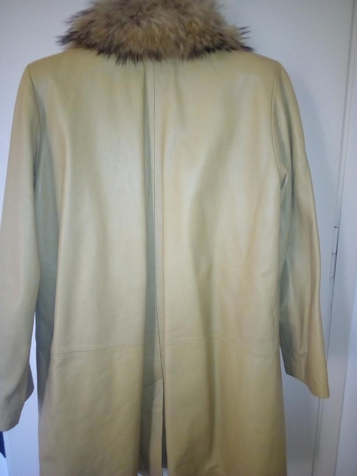 Real leather jacket. Photo 2