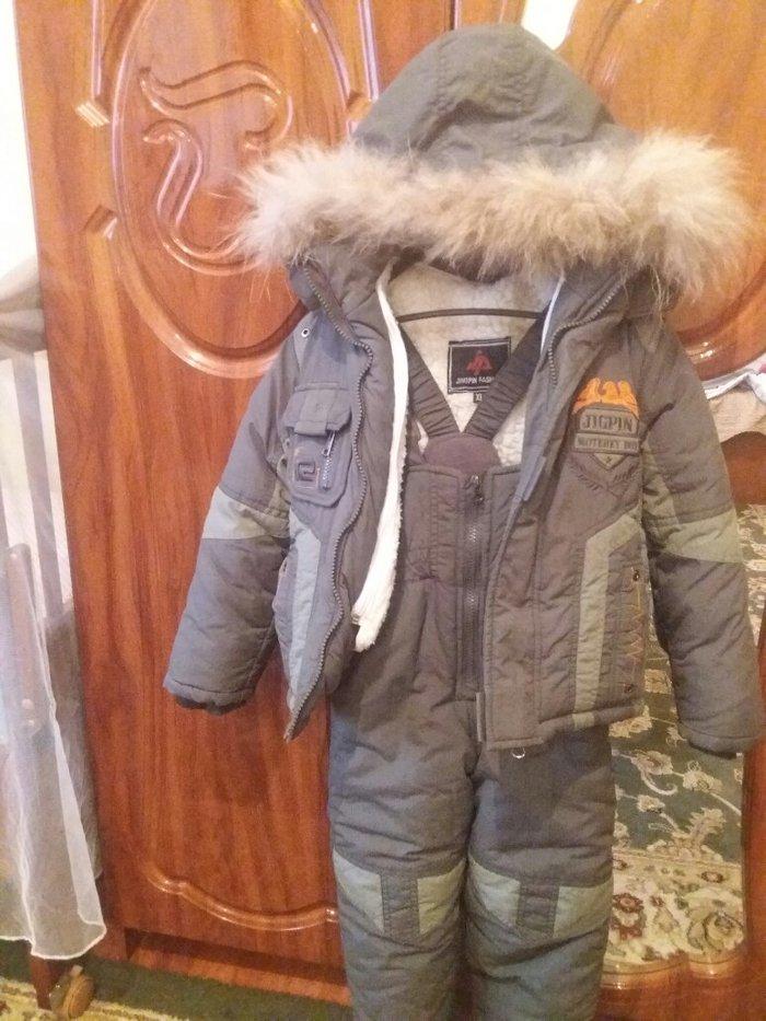 куртка и комбенизон на 3 4 5 года двойка брали за 3200  в Сокулук