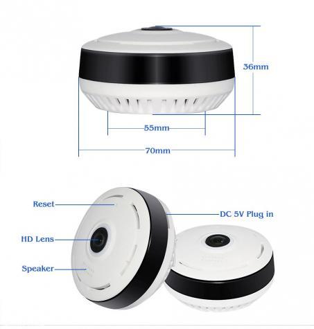 Bakı şəhərində Intenet kamera 360 eyes (yeni)internete wi-fi vasitesi ile