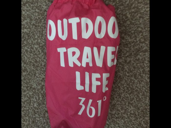 Тонкая тёплая легкая оригинал 361• + сумка для куртка. Размер l. Photo 1