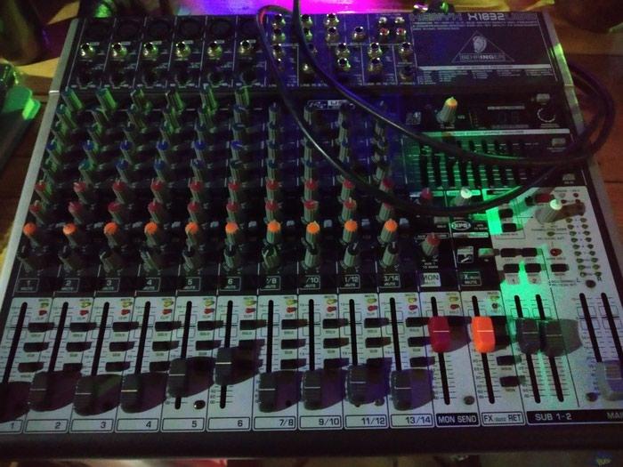 Mixser profesanal. Photo 1