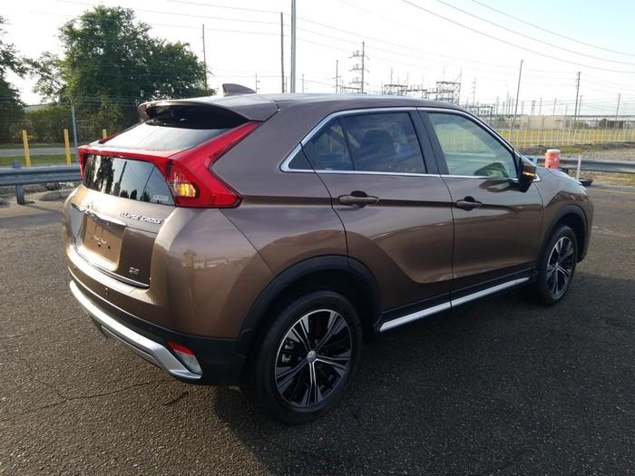 Mitsubishi Eclipse 2018. Photo 1