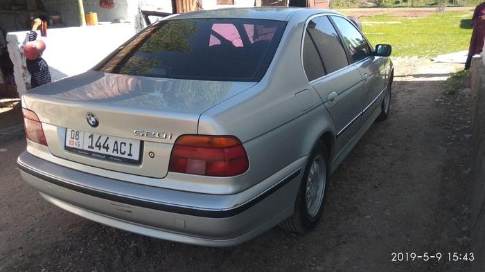 BMW 520 2000. Photo 7