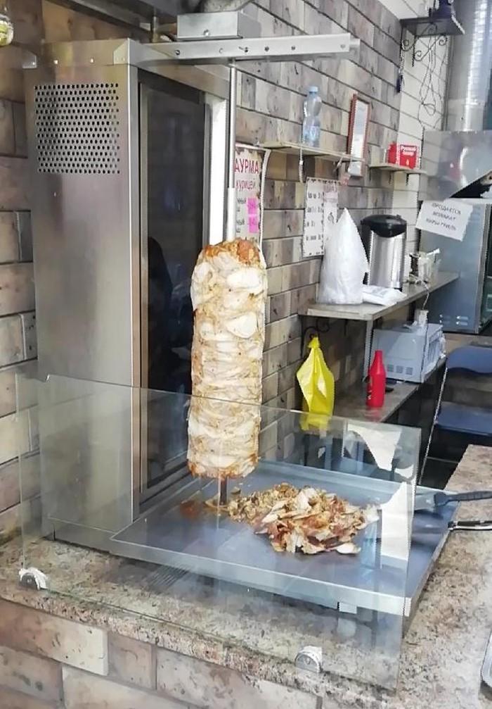 Прибор для шаурмы в Душанбе