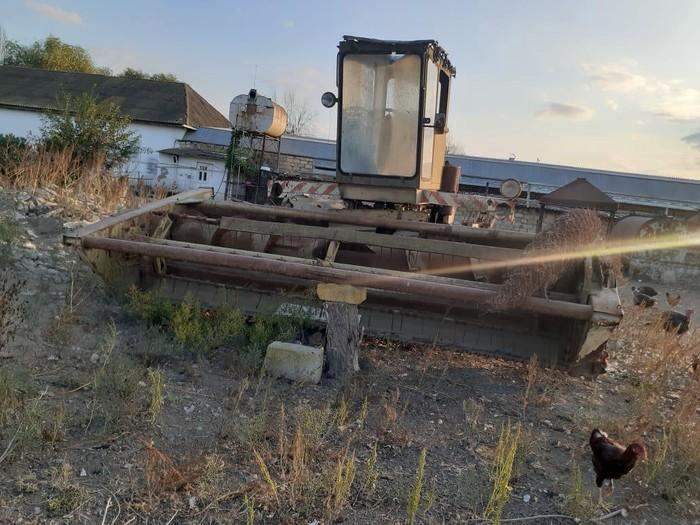Sabirabad şəhərində Ot biçən traktor satilir sabirabad rayon şəhriyar kənd
