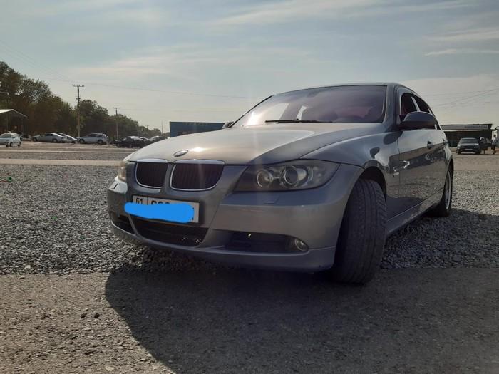 BMW 3 series 2005. Photo 3