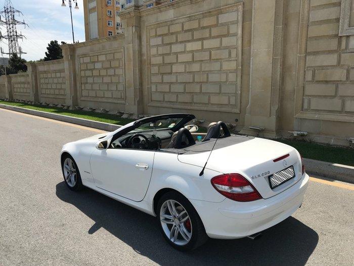 Mercedes-Benz SLK 200 2006. Photo 7
