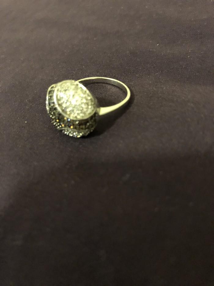 Όμορφο ασημένιο δαχτυλίδι 925 προς πώληση !!. Photo 0