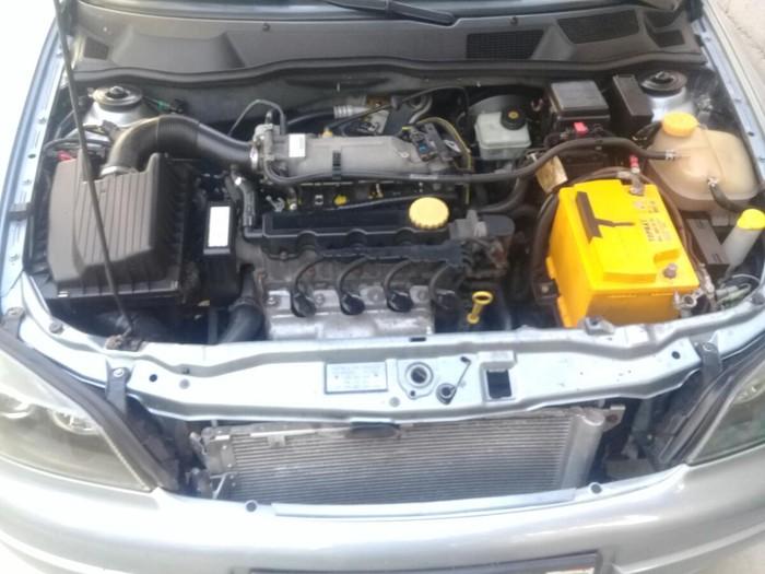 Opel Astra 2005. Photo 5