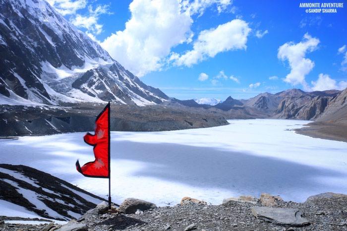 Manaslu Circuit Trek, right in the heart of the Manaslu Region, is in Kathmandu