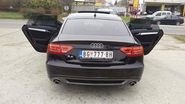 Audi A5 2011. Photo 1
