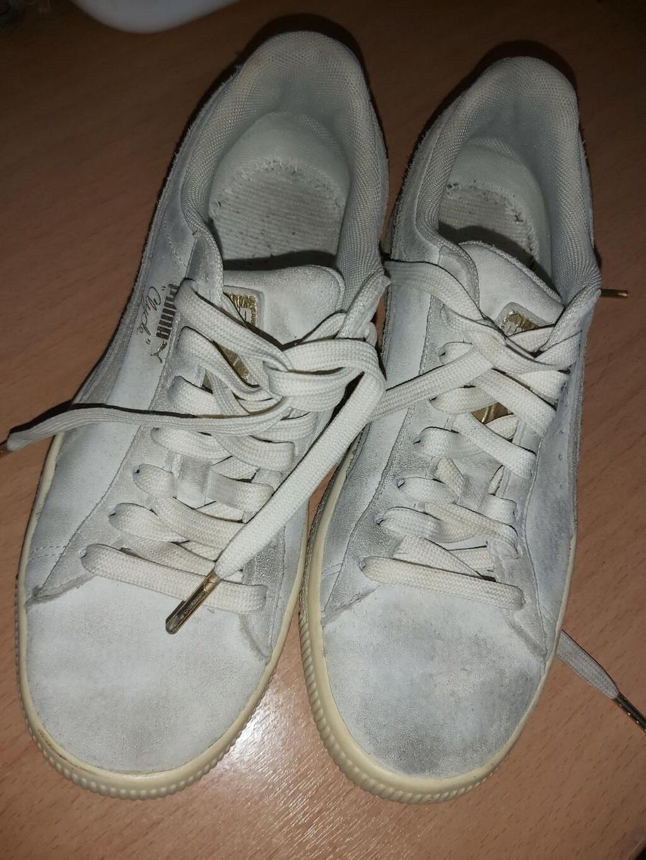 Γυναικεία παπούτσια PUMA 38,5 χωρίς πάτους