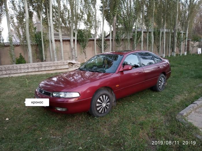 Mazda Cronos 1997. Photo 1