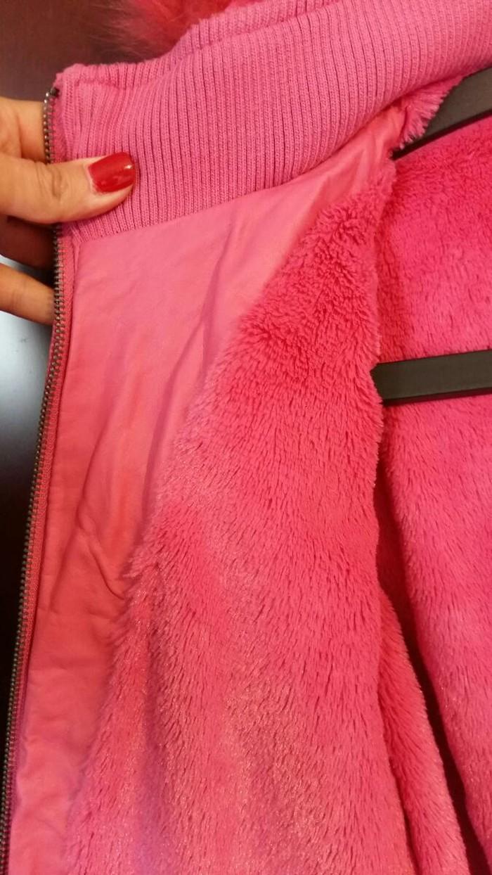 Μπουφαν γυναικείο από δερματίνη, καινούργιο.εσωτερικο όλο γούνα . Photo 4