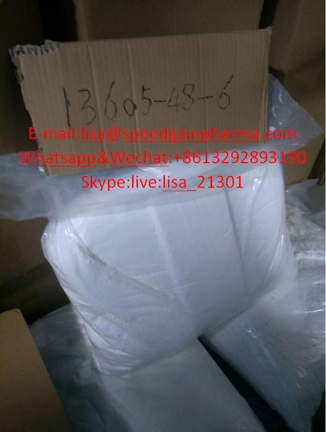 Sell 13605-48-6(mail&SKYPE:lisa@speedgainpharma.com Whatsapp:). Photo 5