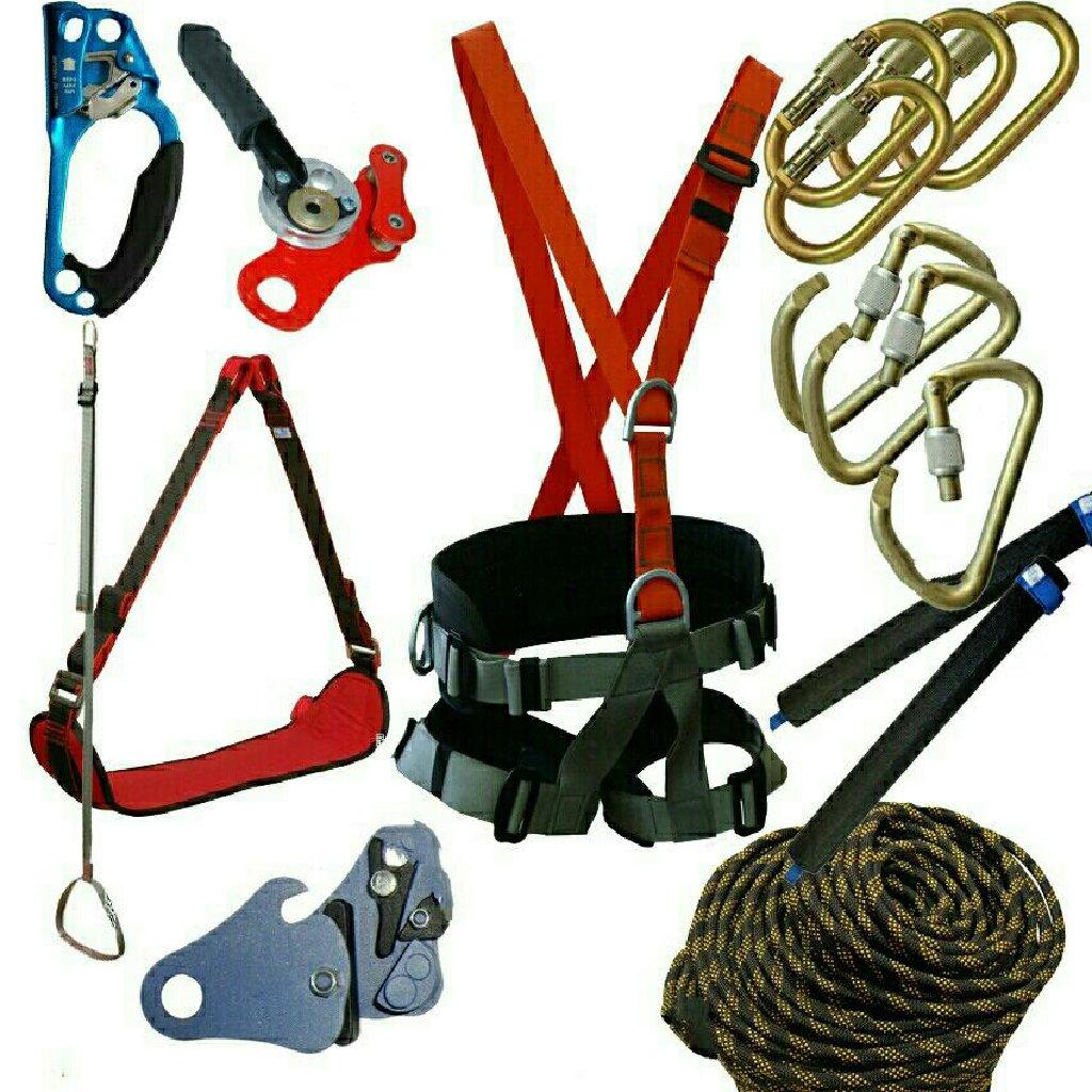 Продаю всё для промышленного альпинизма! Веревка, карабины, жумары, страховочные системы, спусковые системы, блок- ролики и т