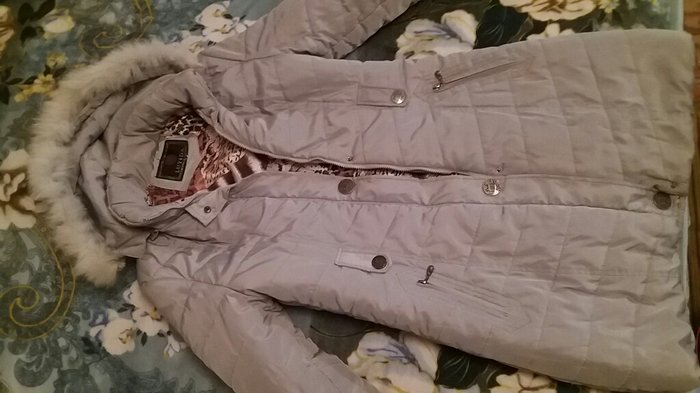 Куртка длинная теплая зимняя! В отличном состоянии!. Photo 0