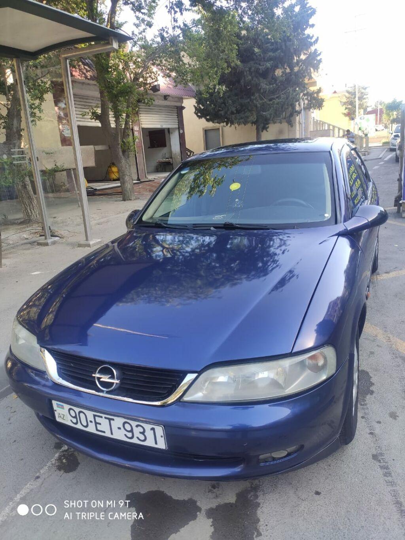 Opel Tigra 3.2 l. 1996