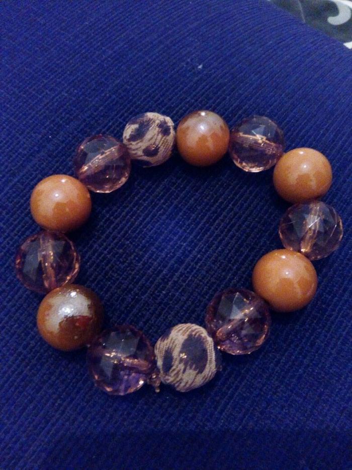 Εντυπωσιακό βραχιολι σε καμιλο αποχρωσεις evi`s jewelry