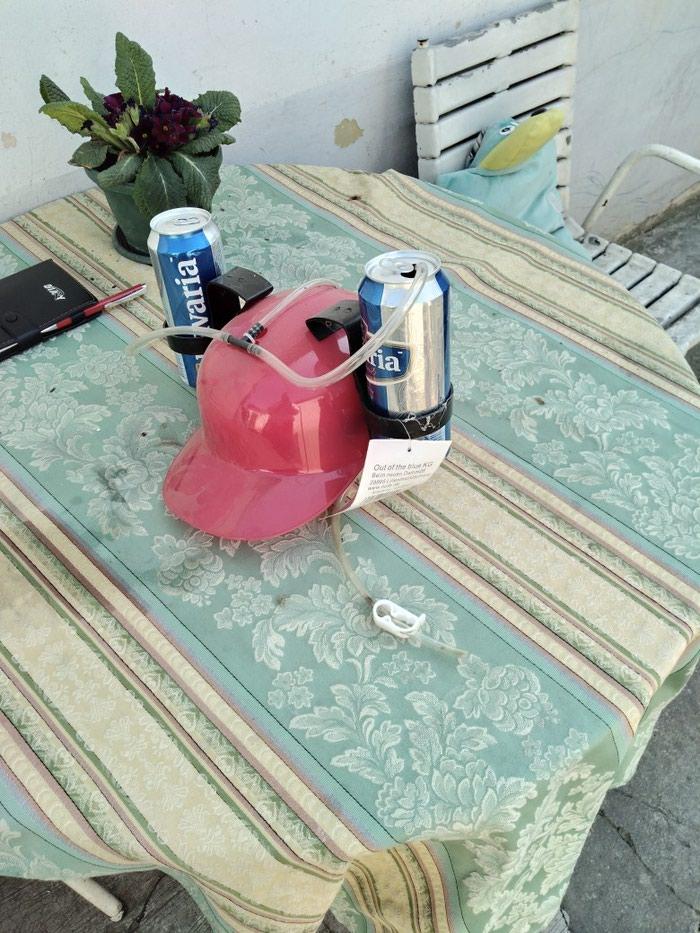 Šlem z pivo - Novi Sad